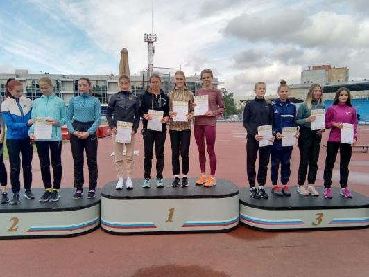 Карталинские легкоатлеты – золотые и бронзовые призеры Первенства УрФО