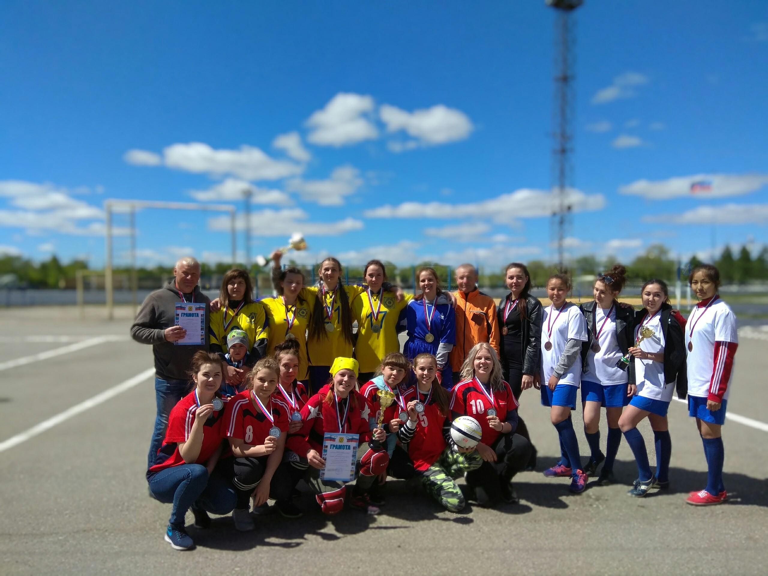 25 мая 2019 года на Спортивном Комплексе «Локомотив» проводились финальные соревнования по мини-футболу среди женских команд сельских поселений в зачет 13 спартакиады Карталинского района. В соревнованиях приняло участие 9 команд.