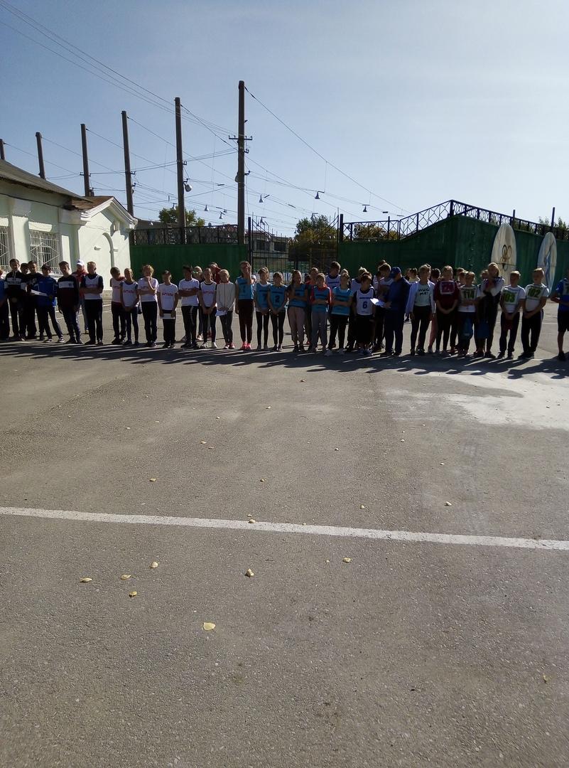 Лично-командное Первенство по лёгкой атлетике «Шиповка юных», среди учащихся школ Карталинского района 2006-2007, 2008-2009г.г.р.