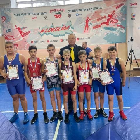 Карталинские борцы стали победителями и призерами Первенства Челябинской области