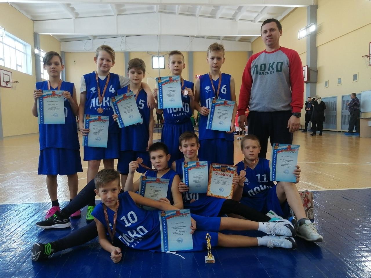 Открытый Кубок города Магнитогорска по баскетболу среди юношей 2008г.р.