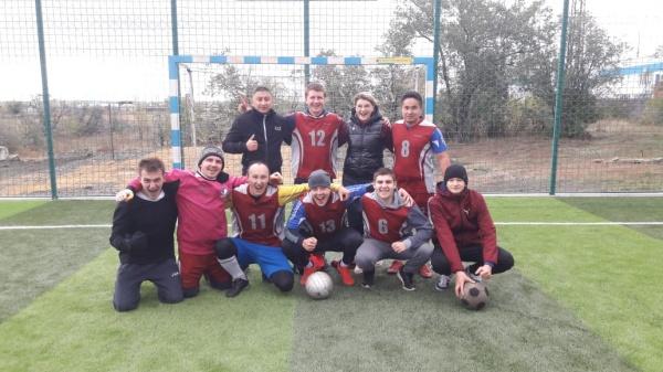 Команды сельских поселений сыграли в зональном этапе по мини-футболу