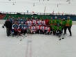 В Карталах состоялся турнир по хоккею с шайбой среди ветеранов