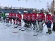Соревнования по хоккею с шайбой в зачет XIV Спартакиады Карталинского муниципального района