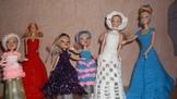 Платья для кукол от Султановой Лианы 14 л. 8 кл