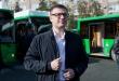 Алексей Текслер: 17 новых автобусов – первый шаг в перезагрузке транспортной инфраструктуры Челябинска