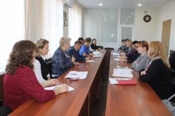 Совещание Управления Росреестра в Кунашакском районе