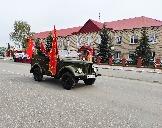 Кунашак 9 мая день победы парад победы помним гордимся шевствие