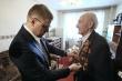 Алексей Текслер вручил первую на Южном Урале медаль в честь 75-летия Победы