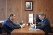 Состоялась встреча Дениса Мантурова и Алексея Текслера