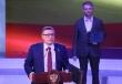 Алексей Текслер наградил победителей конкурса «Славим человека труда»