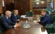 Алексей Текслер встретился с куратором Челябинской области от ЦИК РФ