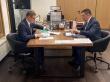 Вице-премьер Максим Акимов провел встречу с губернатором Алексеем Текслером