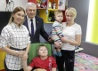 Владимир Мякуш оказал помощь парализованному мальчику из Челябинска