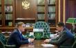 Алексей Текслер встретился с председателем областной Федерации профсоюзов Олегом Екимовым
