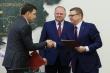Алексей Текслер подписал соглашения о сотрудничестве с регионами-соседями