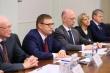 Алексей Текслер встретился с послом Узбекистана в России Ботиржоном Асадовым