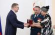 Алексей Текслер вручил южноуральцам государственные награды Российской Федерации и награды Челябинской области