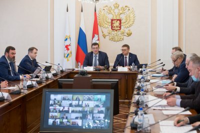 Алексей Текслер на комиссии Госсовета по экологии поделился опытом региона в реализации системы мониторинга качества атмосферного воздуха