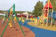 открытие детской площадки1