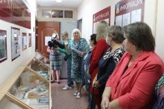 В архивном отделе администрации Увельского муниципального района работает выставка, посвященная «85-летию ГБУЗ Районная больница п. Увельский».