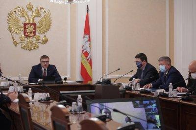 Алексей Текслер провел областное совещание с членами регионального правительства и главами муниципальных образований