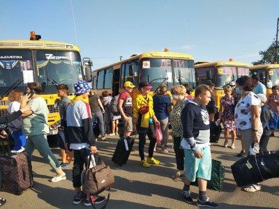 Завершился отдых на Черноморском побережье южноуральских детей, попавших в зону чрезвычайной ситуации