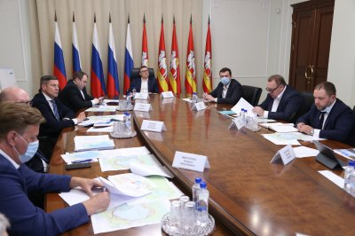 Алексей Текслер провел совещание по вопросу развития Тургояка