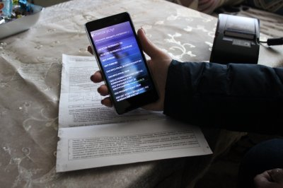 В пандемию почтальоны стали чаще принимать платежи через мобильные терминалы