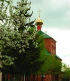 Церковь п.Нагорный