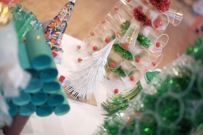 В Челябинске стартовал девятый областной конкурс новогодних игрушек из вторсырья «Подарки для елки 2020»