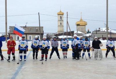 Соревнования в честь открытия нового корта прошли в с. Петровском