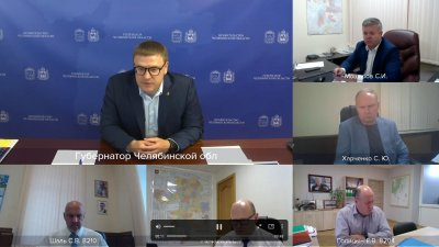 Алексей Текслер провел совещание по развитию автодорог и транспорта Челябинской области