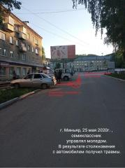 Госавтоинспекция Ашинского района предупреждает родителей о недопустимости приобретения мототехники несовершеннолетним, не имеющим права управления транспортными средствами.