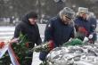 Алексей Текслер в День защитника Отечества возложил цветы к Вечному огню