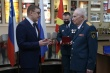 Алексей Текслер вручил государственную награду выдающемуся южноуральцу, ветерану пожарной охраны Абраму Каплану