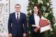 Алексей Текслер наградил сотрудников средств массовой информации и поздравил их с профессиональным праздником